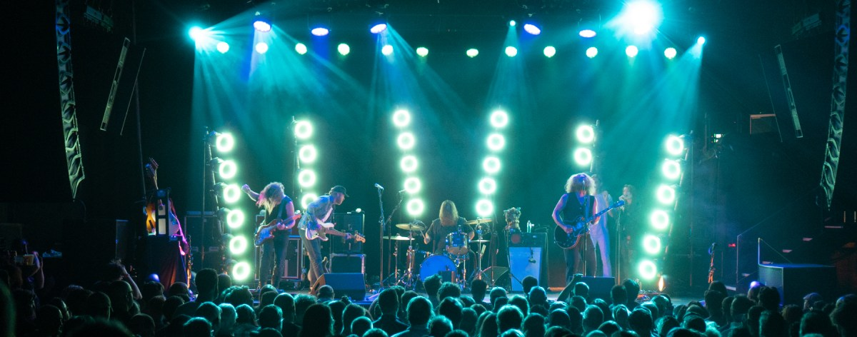 Photos: Jim James (My Morning Jacket) with Amo Amo at First Avenue